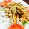中国名菜 しらかわ - 料理写真:バンバンジーサラダ