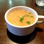 パッセジャーレ - スープです。 (^-^)