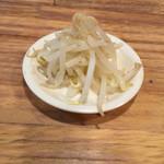 元祖 タンメン屋 - 食べ放題の酢モヤシ