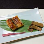 うなぎ・日本料理 ゑびす家 - 焼物