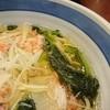 麻布茶房 - 料理写真:カニ塩ラーメン