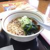 山田うどん - 料理写真:レンゲ?