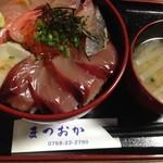 まつおか - 海鮮丼