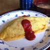 グリル赤坂 - 料理写真:オムライス(750円)