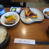 三ちゃん - 料理写真:焼き魚冷食 ¥900