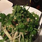 ヒシモ - ソムタム、、青パパイヤのサラダ