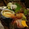 海色・湯の宿松月 - 料理写真:造り 季節旬魚盛合せ