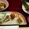やまかわ味処 - 料理写真:カウンター席