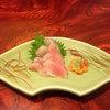 居酒屋 魚家金兵衛 - 料理写真:ヒラメ刺し