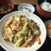 さらばんじ - 料理写真:フーチャンプルー定食