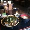 炭火焼鳥 とさか - 料理写真:焼き鳥丼定食をいただきました