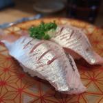 回転寿司函館まるかつ水産 - 生にしん