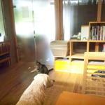 猫町文庫 - ほぼ全員集合(はるさんは屋根裏部屋でお休み中) 2015年10月