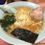 ラーメンかいざん - ラーメン(600円)