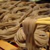 越後そば かもん - 料理写真:へぎ蕎麦