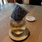 異彩中国菜館湖宮 - 白牡丹のお湯をきって