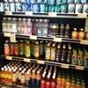 頑固市場 - ドリンク写真:ジュースお茶コーヒー等コーナー