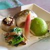 荒手茶寮 - 料理写真:かますの焼物
