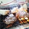 とんちゃん - 料理写真:ハラミ650円 とんちゃん650円