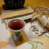 水上山荘 - ドリンク写真:[料理] 食前酒 & ビール用グラス