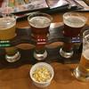 はこだてビール - ドリンク写真:2015/10/11      4種類の地ビールセット1260円