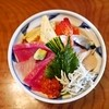 鮨佐野家 - 料理写真:ランチ海鮮丼