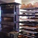 boulangerie JOE - boulangerie JOE @南葛西 店内 数々の美味しいパンを産み出すオーブン