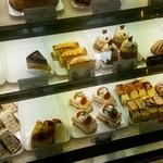 ドイツ菓子 ゲベック - ショーケース