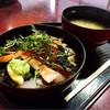 あさしお丸 - 料理写真:海鮮丼
