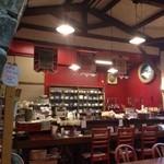 cafe KO-BA - カウンター