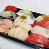 海商寿し - 料理写真:10点盛り 1580+20外税 (^^
