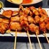 よりみち - 料理写真:ここの豚串はボリューム、味、共に最高で美味しいです♪