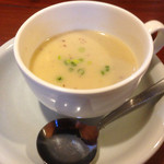 oro - 料理写真:多分 ジャガイモスープ