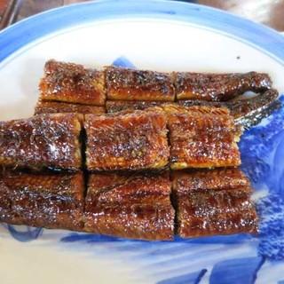 うなぎ 膳 - 料理写真:かば焼きセット