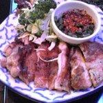 バーン・キラオ 下北沢店 - 鶏肉を焼いたもの
