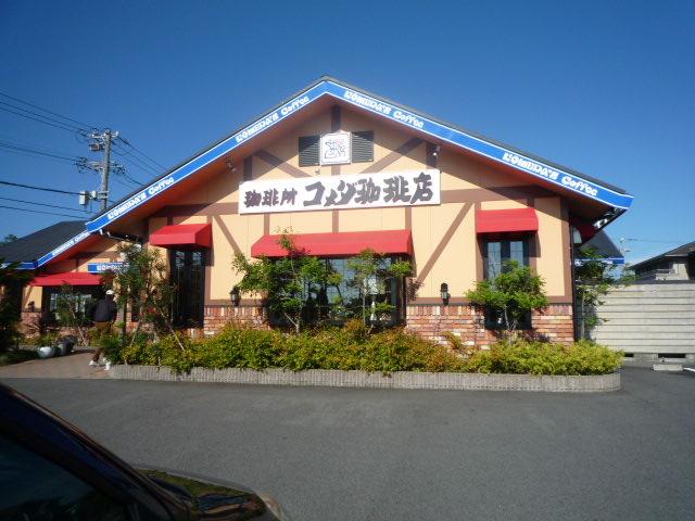 コメダ珈琲 鵜方店