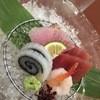 石和名湯館 糸柳 - 料理写真:【2015.8】お造り