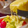 絆 - 料理写真:濃厚ラクレットのとろとろチーズ