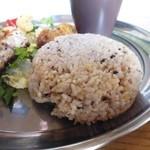 Vamos Tokyo - 雑穀米のライス