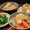 山本屋町田 - 料理写真:日替わりおばんざい三種(一品おまけ有)