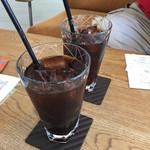 ロブソンコーヒー - 151013 アイスコーヒー