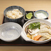 和味餃子 - 料理写真:スープ餃子定食 1080円(税込) ご飯大盛りサービス