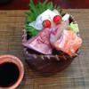 旬田なべ - 料理写真:お造り盛り合わせ