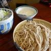 清作茶屋 - 料理写真:つけとろそば(¥800税抜き)