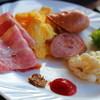 ホテルショコラ函館 - 料理写真:洋定食 拘り満載の朝御飯でした
