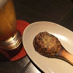 銀杏 - 焼き味噌