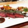 イレール人形町 - 料理写真:牛ハラミのステーキ