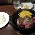 いきなり!ステーキ - ワイルドステーキ(1200円)