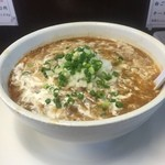 麺家しん - 味噌ラーメン(中盛)
