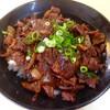 武内食堂 - 料理写真:焼肉丼700円